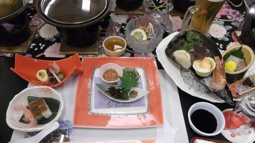 晩ご飯②20130601