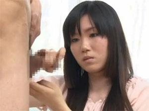 旦那が入院中で抱いてくれないから隣の患者に挿入オネダリする若妻