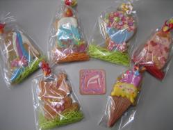 通販限定のデコレーションクッキー