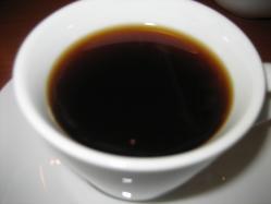 コーヒーも付いています(^^)V