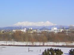 昨日(2010.4.8)の大雪山