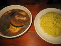 ルチャドールのスープカリー