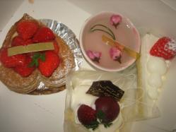 ダンデリオンのケーキ♪