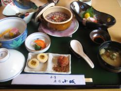 小城の薬膳ランチ(1,575円)