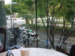 松坂屋北館2階 眺めも良いです(*^_^*)