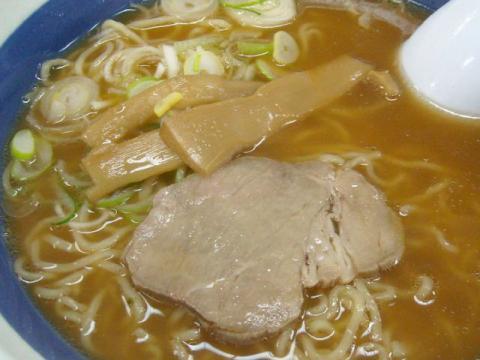 8番らーめん・中華麺 具