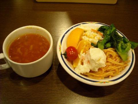 ステーキガスト・サラダ1