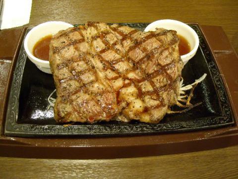 ステーキガスト・熟成ロースステーキ300g