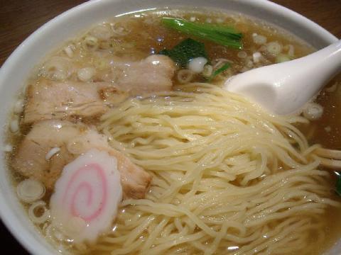 一平・ラーメン 麺