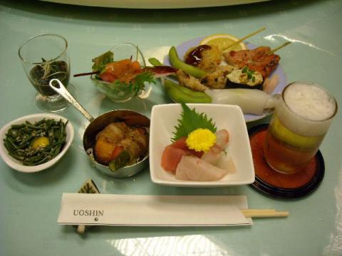 UOSHIN料理2