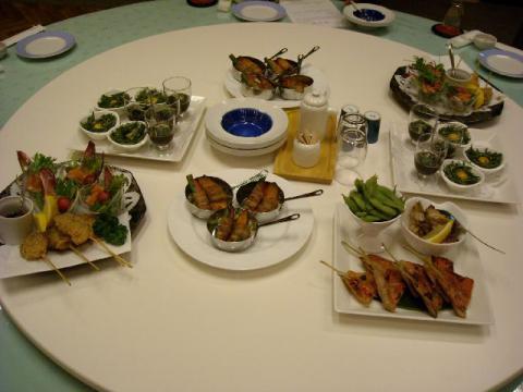 UOSHIN料理1