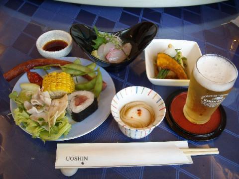 UOSHIN料理5