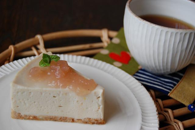 お豆腐ケーキ 017