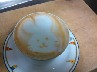 usagi cappuccino