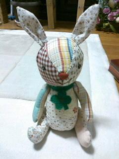 ハッピーウサギ