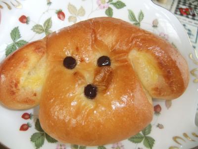 ワンコのパン