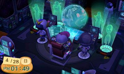 宇宙船部屋