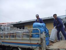 震災支援 (4)