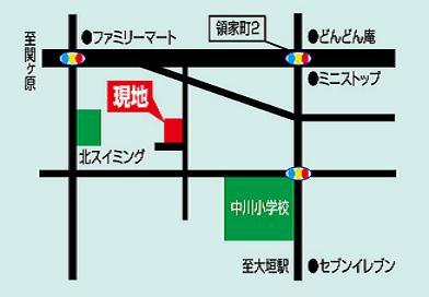 中川地図(カラー)