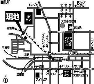 南一色MAP