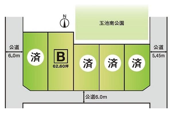 Premium Brand 古知丸《区画図》
