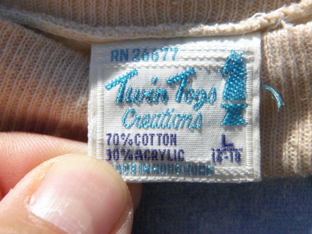 スウェットシャツ 021