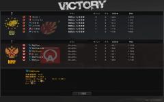 5.22 CW 関西おいも帝国軍 7-2 Win