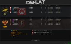 5.23 CW Idiot様 5-7 Lose