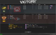 6.13 CW Knights様 7-2 Win