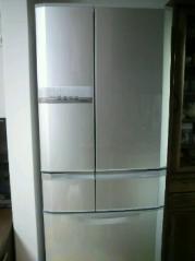 冷蔵庫斜め