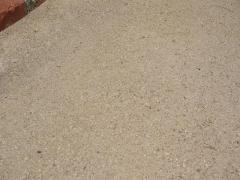 真砂土舗装アップ