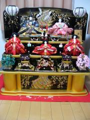 雛人形2012