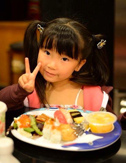 ワイキキのお寿司屋さん