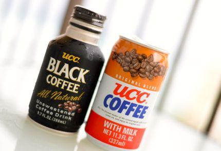ハワイのUCCコーヒー