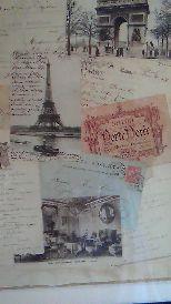 外国のポストカード