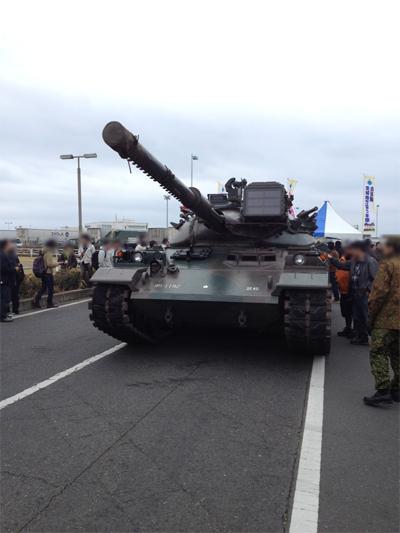 74式戦車さん