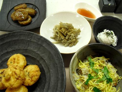 10-3期報告⑬-2食文化実習