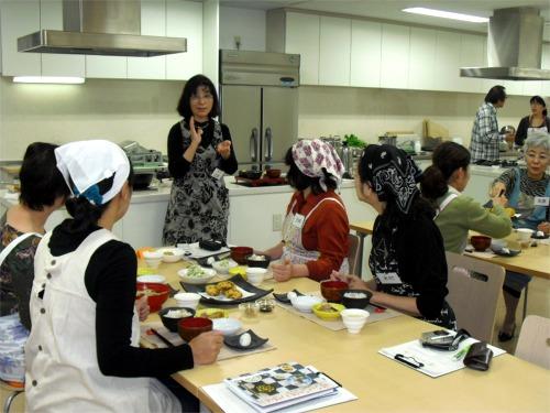 11-2期報告⑫料理書実習