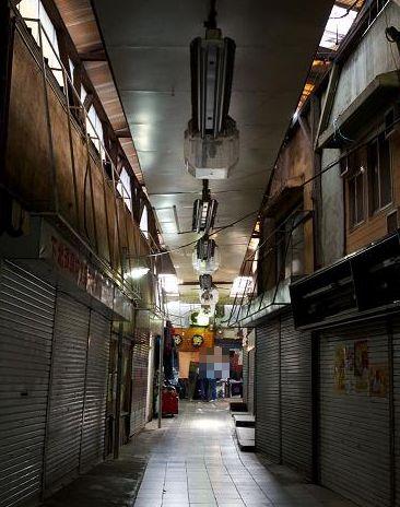 古い商店街