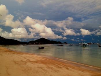 サイリービーチ、タオ島