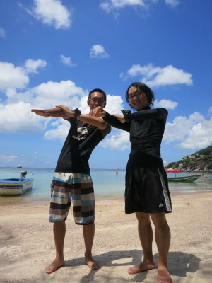 タオ島 OW ナビゲーション