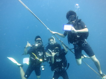 タオ島、ダイビング、オープンウォーター講習