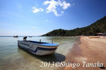 タオ島、サイリービーチ