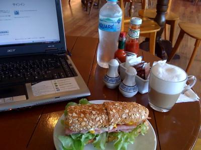 sandwichsoppe