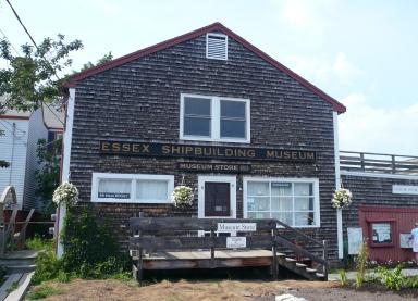 Essex Shipbuilding Museum