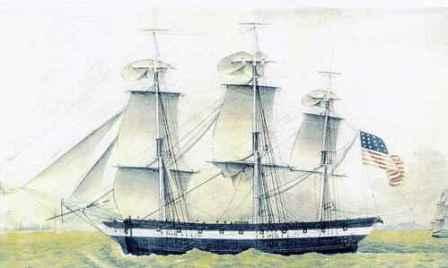 original frindship of salem 1797