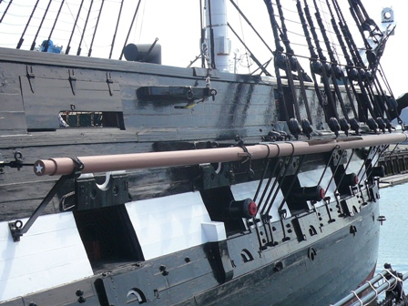 USS Constitution 2 July 2008