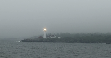 Portland MA, Light House