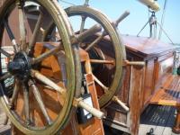 Kruzensthern 舵輪