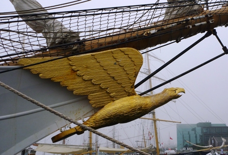 Eagle (4) Figurehead